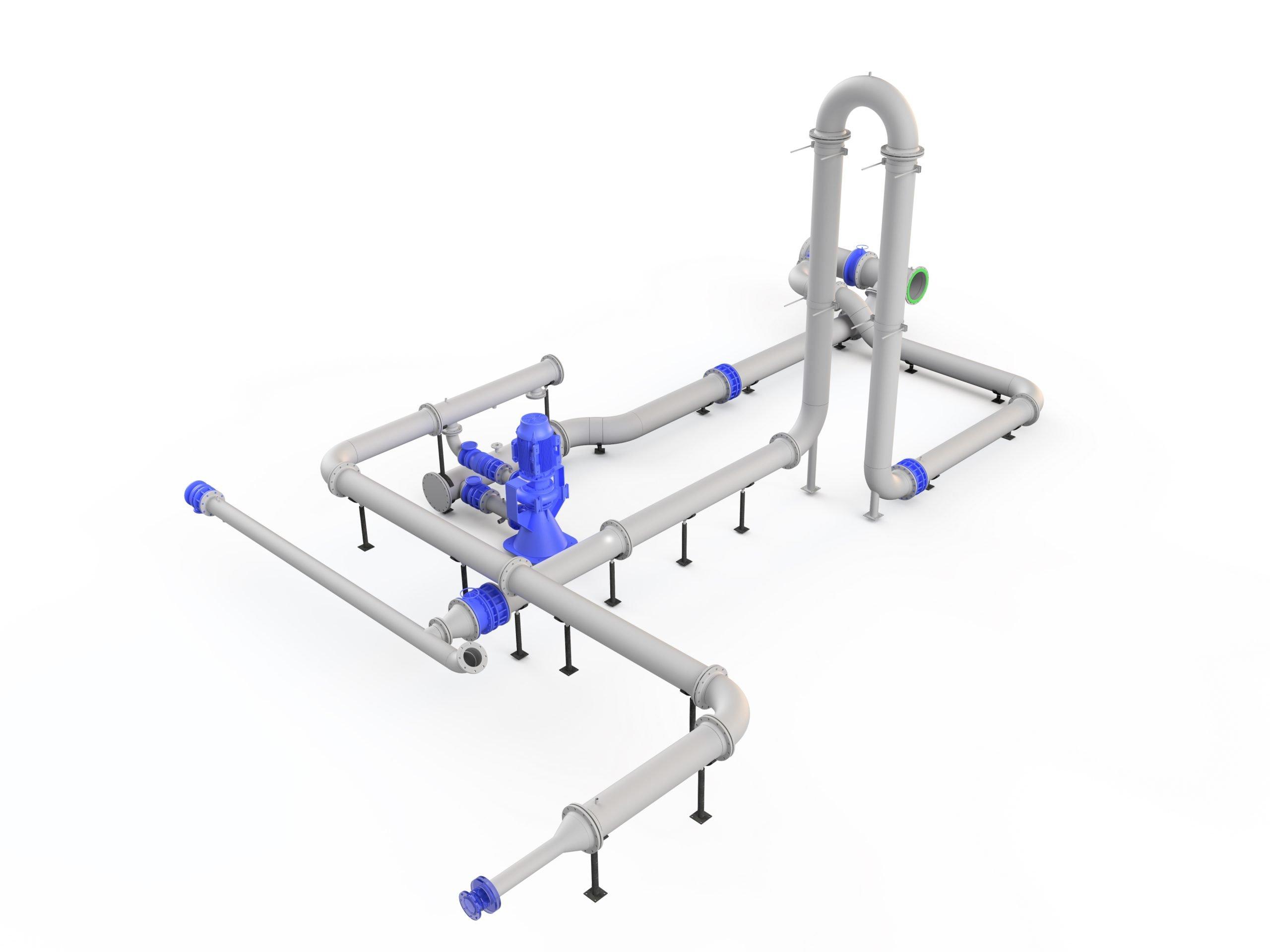 Aanpassing filteropstelling drinkwaterstation